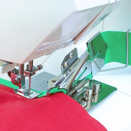 Profesjonalny lamownik Janome (rotacyjny 9mm), fig. 1