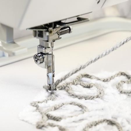 Zestaw do haftowania włóczką do maszyny ELNA 830ex, fig. 1