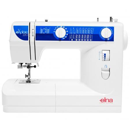 Maszyna do szycia Elna 220 eXplore, fig. 1