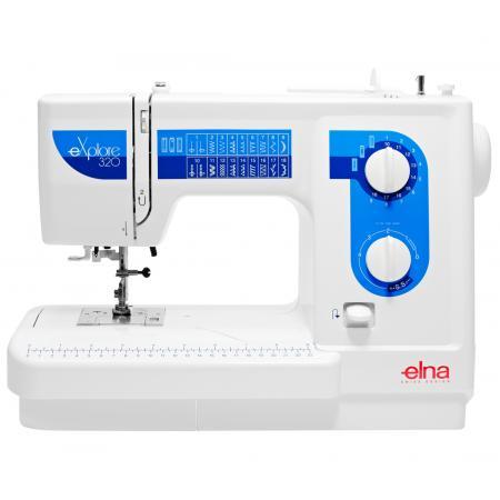 Maszyna do szycia Elna 320 eXplore, fig. 1