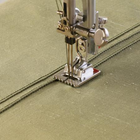 Stopka do wszywania kordu i wypustek (2,5mm) Janome (rotacyjny 9mm), fig. 1
