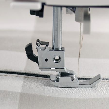 Uchwyt Matic szybkomocujący stopki do maszyn z chwytaczem rotacyjnym, fig. 1