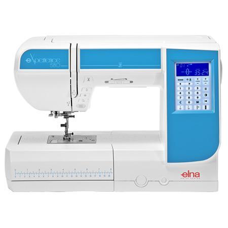 Maszyna do szycia Elna 580 eXperience, fig. 1