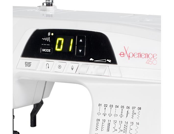 Maszyna do szycia ELNA 450 eXperience