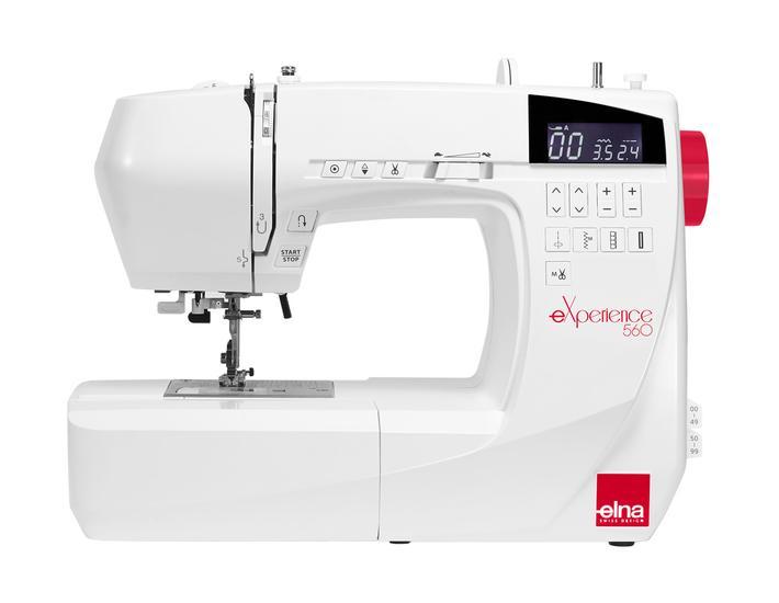 Maszyna do szycia Elna 560 eXperience, fig. 1
