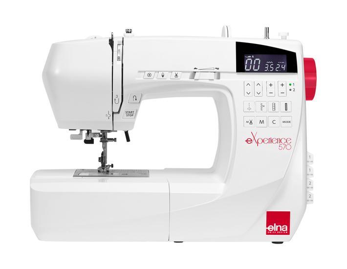 Maszyna do szycia Elna 570 eXperience, fig. 1
