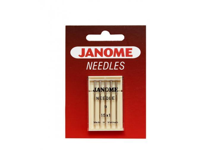 Igły Janome do tkanin (5x65), fig. 1