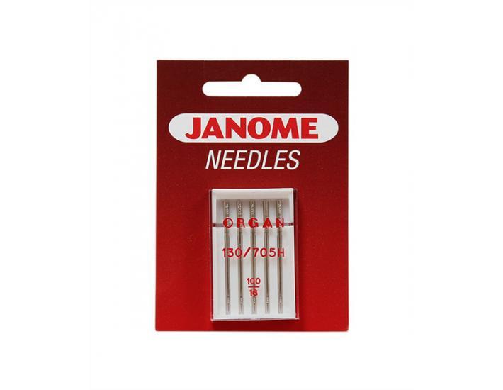 Igły Janome do tkanin (5x100), fig. 1