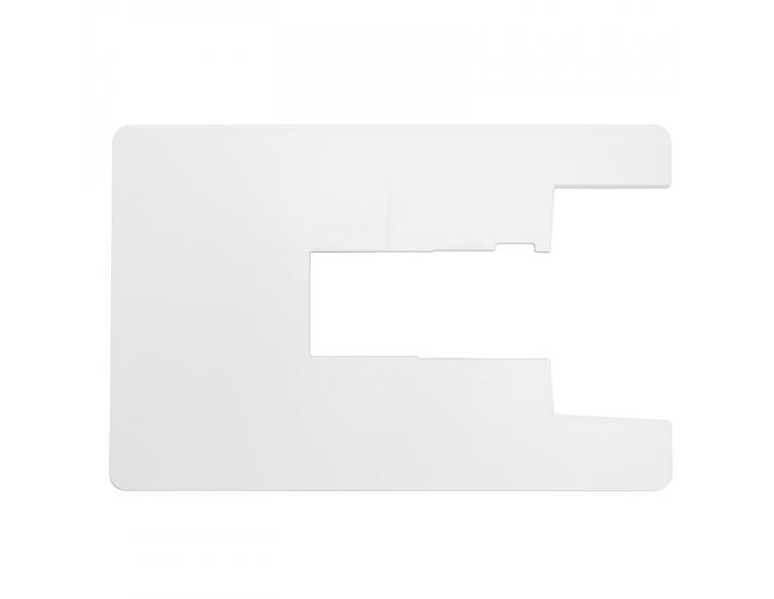 Płytka maskująca D do uniwersalnego stołu, fig. 1