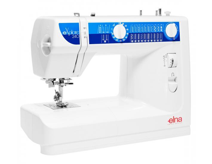 Maszyna do szycia Elna 240 eXplore, fig. 2