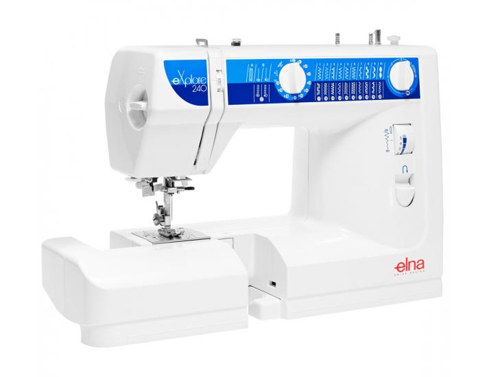 Maszyna do szycia Elna 240 eXplore, fig. 3