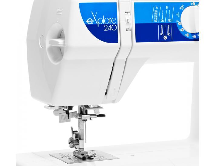 Maszyna do szycia Elna 240 eXplore, fig. 4