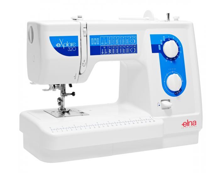 Maszyna do szycia Elna 320 eXplore, fig. 2