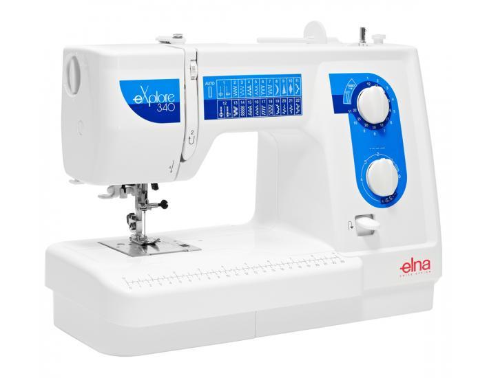 Maszyna do szycia Elna 340 eXplore, fig. 2