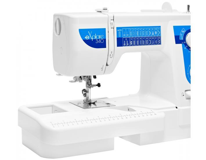 Maszyna do szycia Elna 340 eXplore, fig. 6