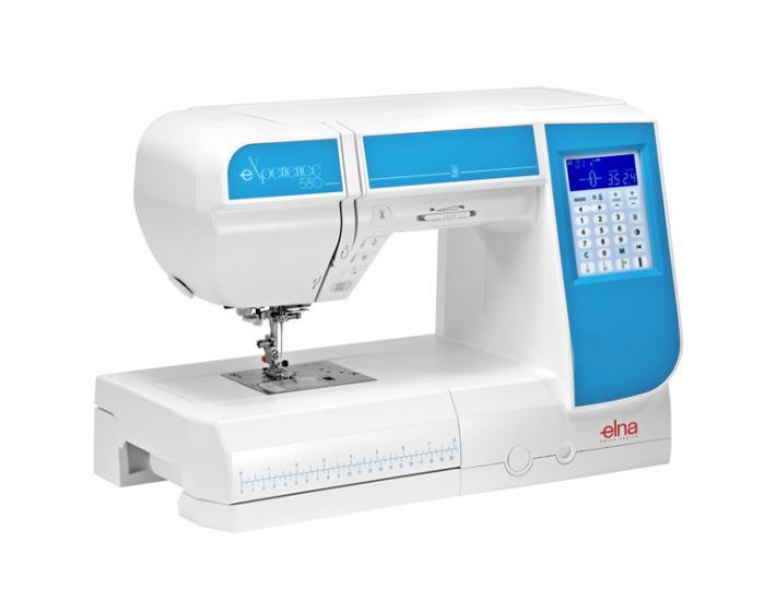Maszyna do szycia Elna 580 eXperience, fig. 2