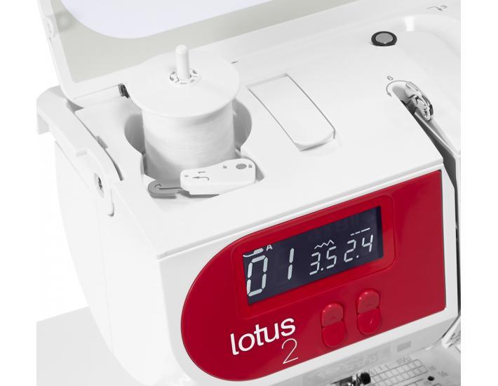 Maszyna do szycia Elna Lotus 2, fig. 11