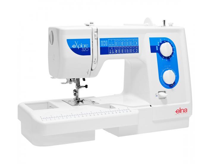 Maszyna do szycia Elna 320 eXplore, fig. 3