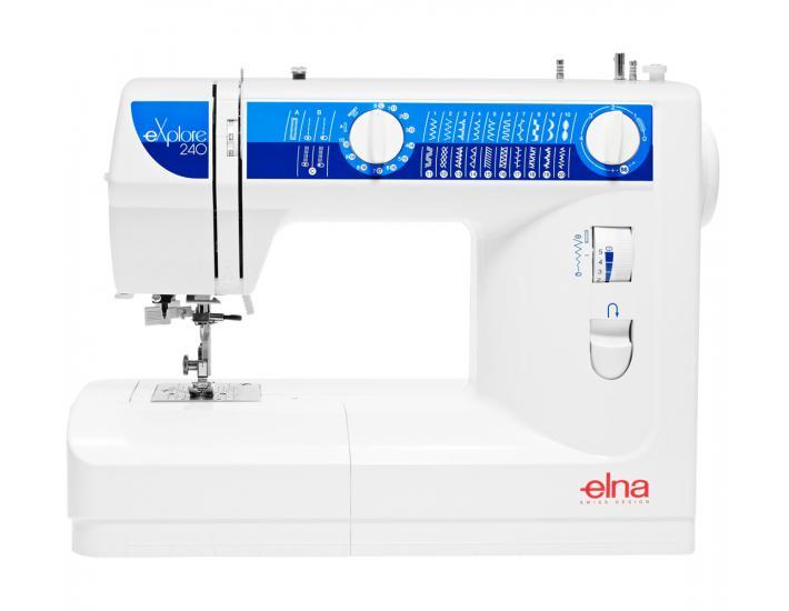 Maszyna do szycia Elna 240 eXplore, fig. 1