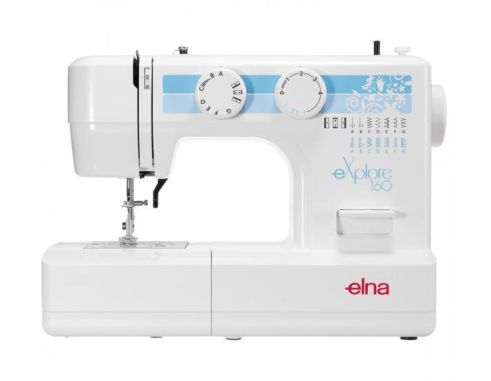 Maszyna do szycia Elna 160 eXplore, fig. 1