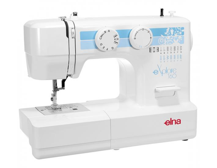 Maszyna do szycia Elna 160 eXplore, fig. 2