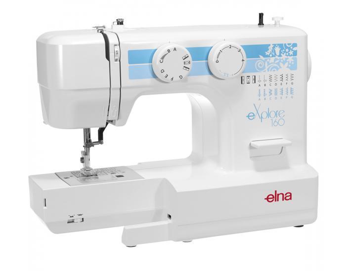 Maszyna do szycia Elna 160 eXplore, fig. 3
