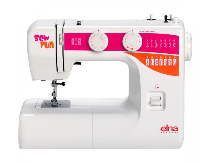 Maszyna do szycia Elna Sew Fun, fig. 1