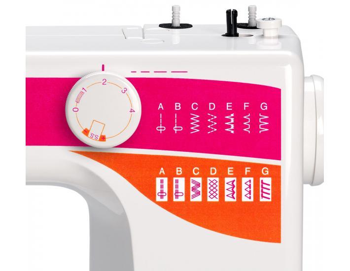 Maszyna do szycia Elna Sew Fun, fig. 2