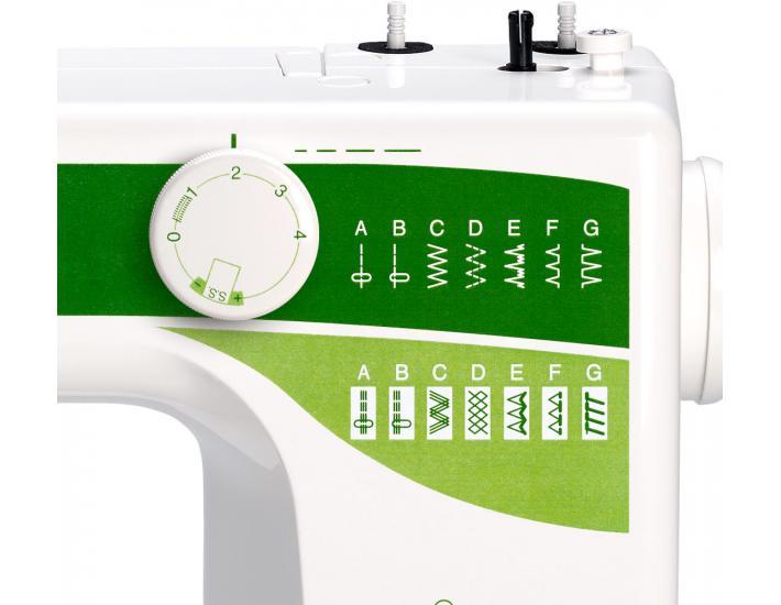 Maszyna do szycia Elna Sew Green, fig. 2