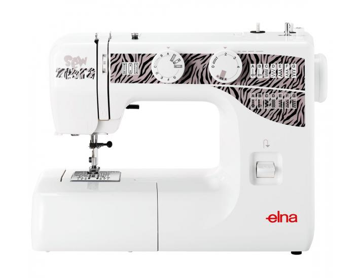 Maszyna do szycia Elna Sew Zebra, fig. 1