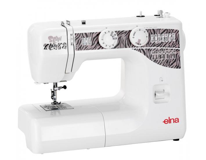 Maszyna do szycia Elna Sew Zebra, fig. 2