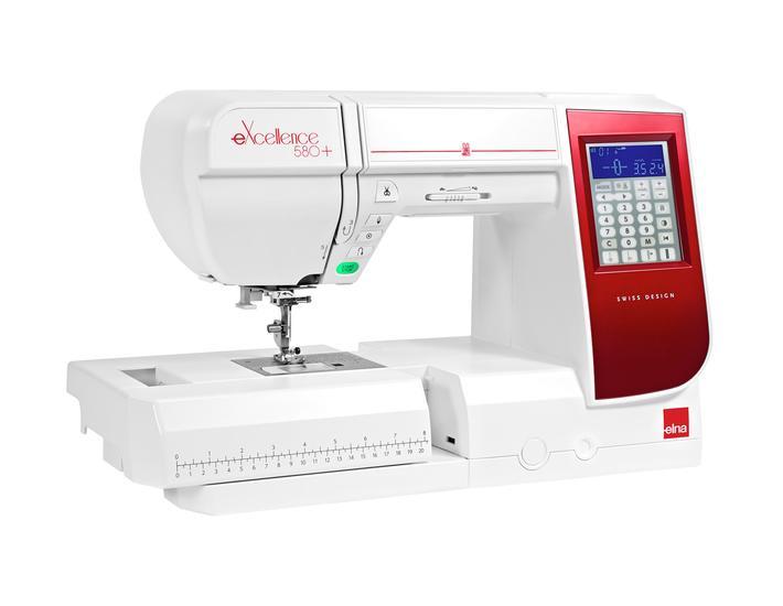Maszyna do szycia Elna eXcellence 580+, fig. 6